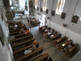 Libošovice 4_ 7_ 2021 kostel sv_ Prokopa pohled z