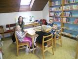 MŠ na návštěvě v knihovně