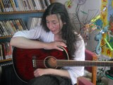 Kytaristka_Hanička